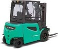 Thumbnail Mitsubishi Electric Forklift Truck FB40, FB45, FB50 Workshop Service Manual