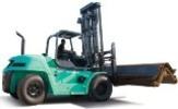 Thumbnail Mitsubishi Diesel ForkliftTruck FD100N, FD120N, FD135N, FD150AN, FD160AN Workshop Service Manual