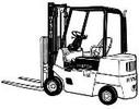 Thumbnail Hyster IC Engined Lift Truck A187 Series: S2.0XL (S40XL), S2.5XL (S50XL), S3.0XL (S60XL) Spare Parts List