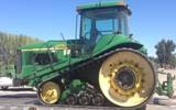 Thumbnail John Deere 8110T, 8210T, 8310T, 8410T Tracks Tractors Diagnosis Service Manual (tm1798)