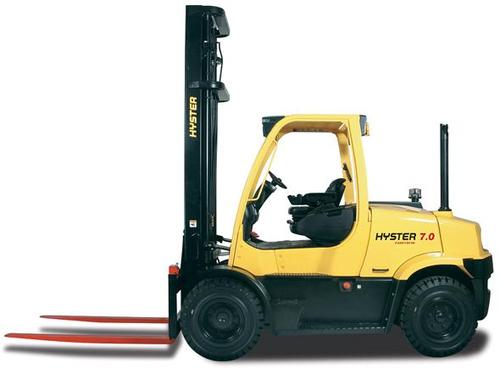 Product picture A Hyster L177 Forklift Service Manual Part 2 (Troubleshooting)